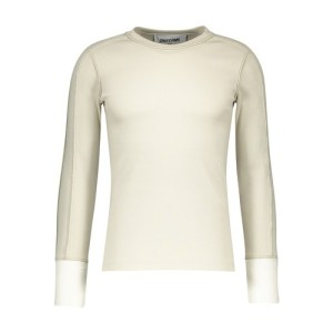 Top in cotton jersey