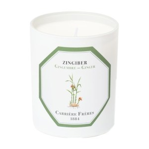 Scented Candle Ginger - Zingiber 185 g