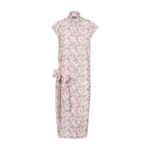 Miami Print Dress