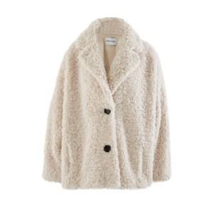Merilyn jacket in faux fur