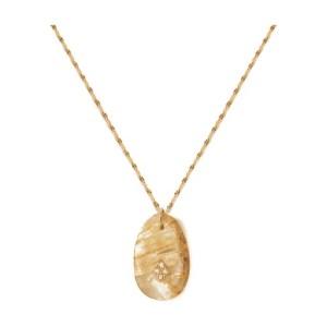 Gaia n°2 necklace rutile