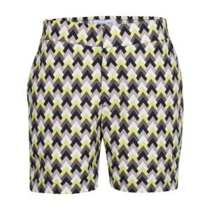 Parquet swim shorts