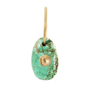 Orso n°1 earring turquoise