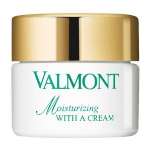 Moisturizing with a cream 50 ml