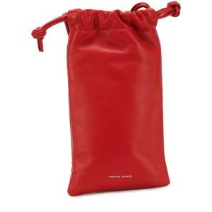 Pillow neck pouch