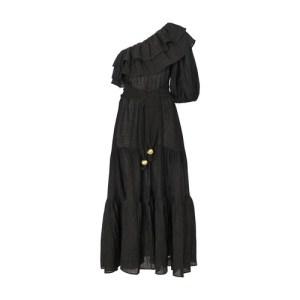 Arden linen maxi dress