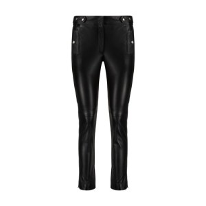 Leather Nomad trousers