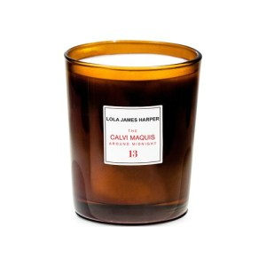 The Calvi Maquis around Midnight candle 190 g