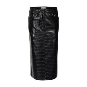 Arabella croco skirt