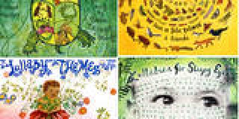 左右音樂館:《Children's songs孩子的歌》(4 CD)