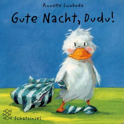 晚安,Dudu。《Gute Nacht,Dudu》(德文)