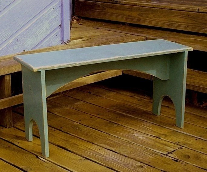 Plans And Patterns For Shaker Style Bench Free Shipping