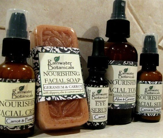 Nourishing Facial Care Kit