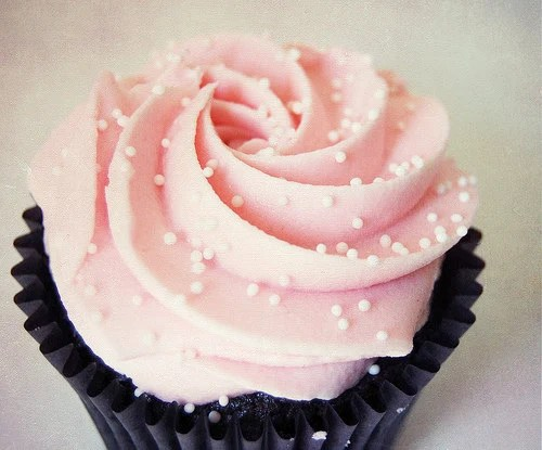 Food Photography,Cupcake, Sweets, Pink, Cake, Wall Decor, Kitchen, Bake, Sprinkles -Sweet Dreams (8x10) - urbandreamphotos