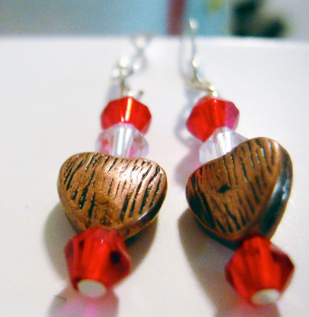 Queen of Hearts Earrings...