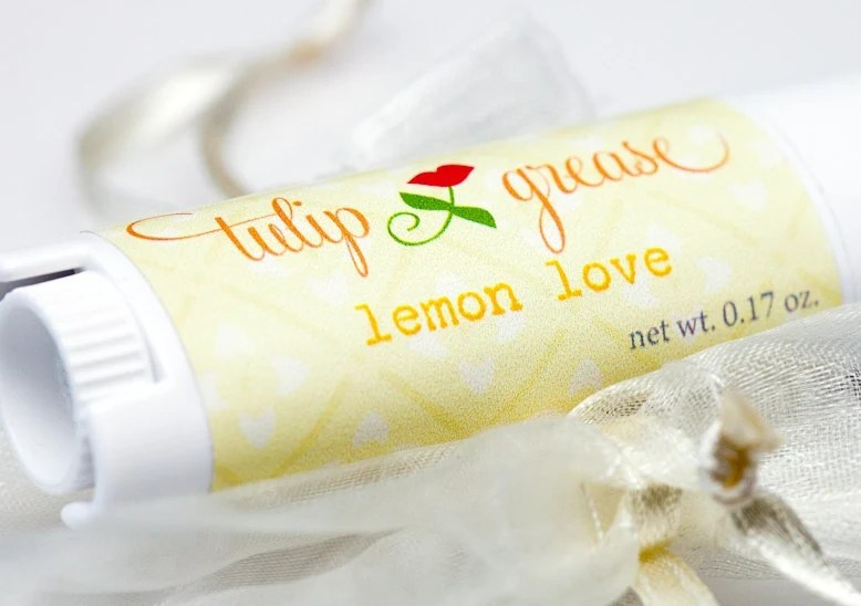 Tulip Grease Lip Balm
