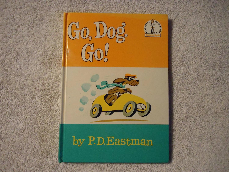 Dr Seuss Go Dog Go Ereader Kindle Nook Kobo Book Cover