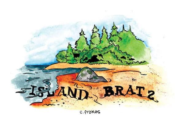 Island Brat