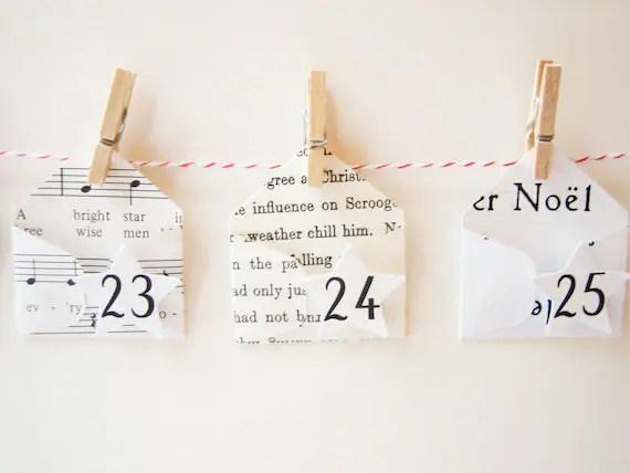 Advent Calendar DIY Kit