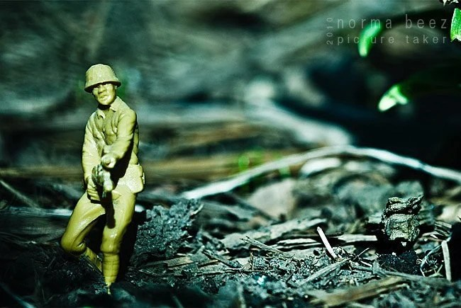 Old Skool - Army Men Series
