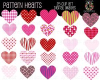 valentine heart pictures printable