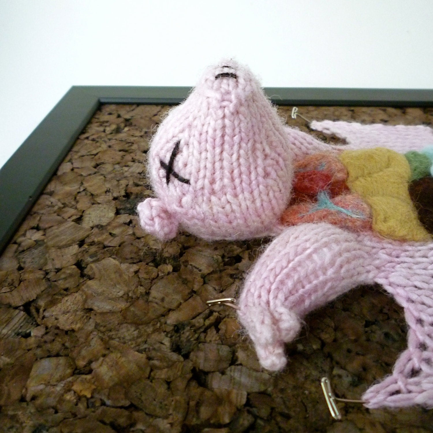 Knitted Fetal Pig Dissection Pattern By Aknitomy On Etsy