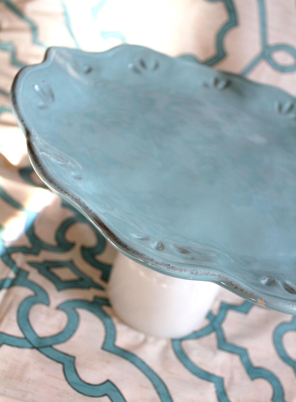14 Cake Stand Cake Plate Pedestal Ceramic Cake Stand