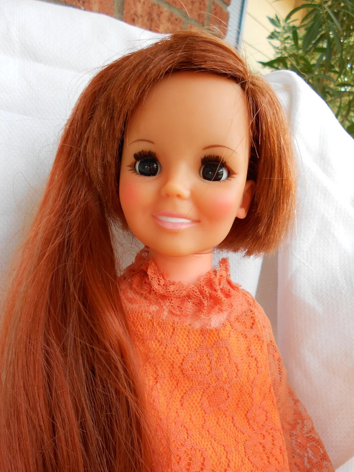 1971 ChrissyCrissy Doll By Ideal With Growing Hair