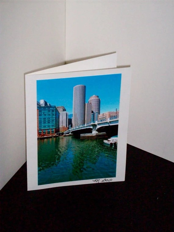 Homemade or Handmade Missing You (Thinking of You) Greeting Card