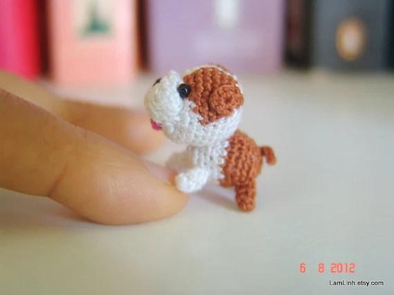 Finger Knitting Animals