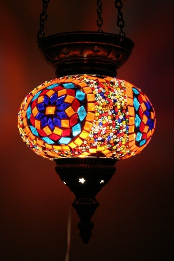Lantern Pendant Lights