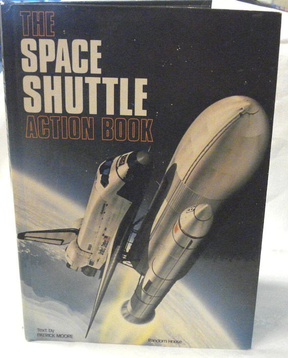 Space Shuttle Pop Up Action Book by Random by