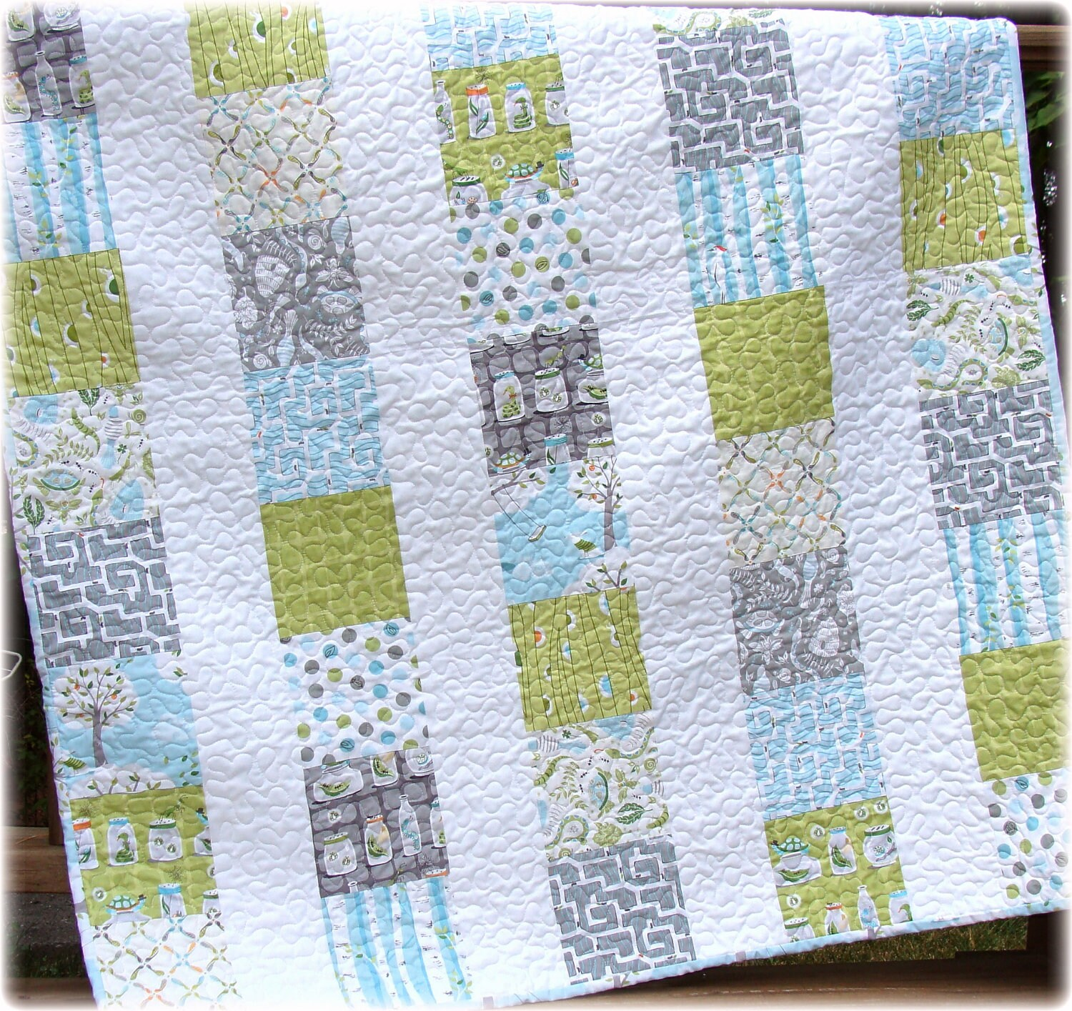 Baby Quilt Size