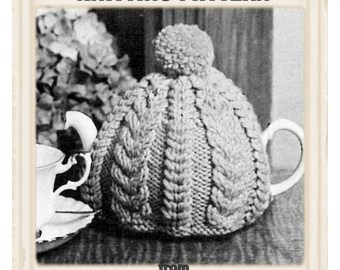 Turn that Hat into a Tea Cosy