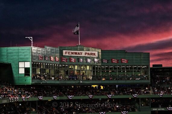 Boston Red Sox Home Decor