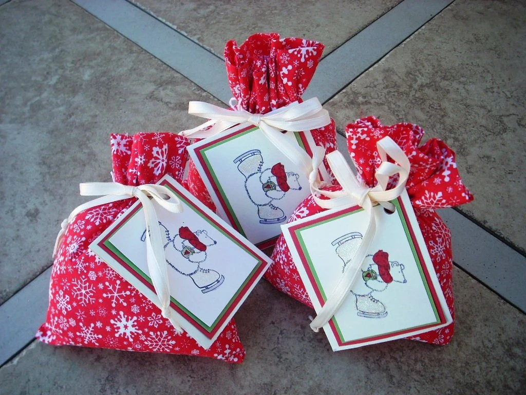 Hot Chocolate Gift Bags By CraftyFoxCove On Etsy