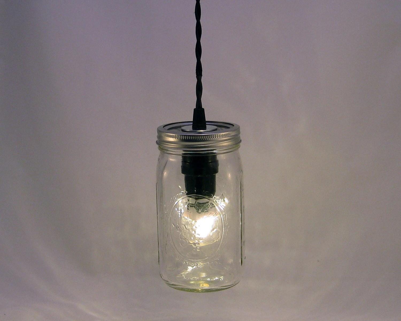 Ball Mason Jar Pendant Lights