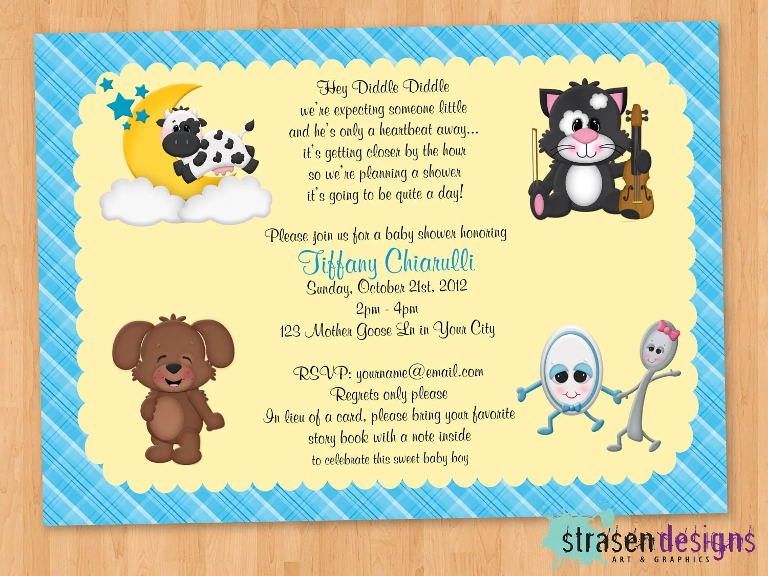 Order Invitation Prints
