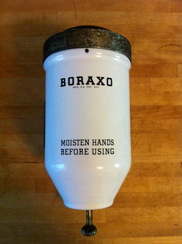 Soap Dispenser Bottom