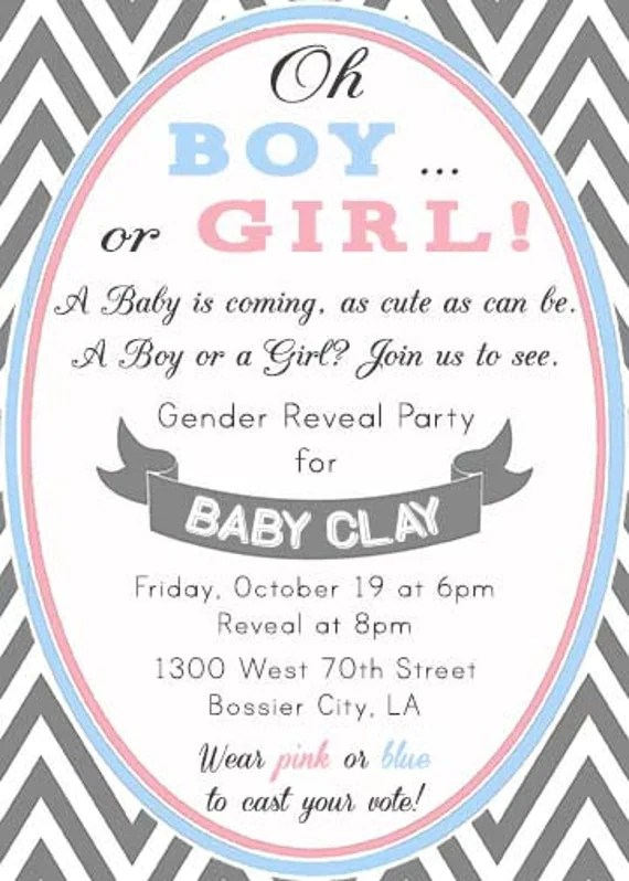 How Make Your Own Baby Shower Invitations