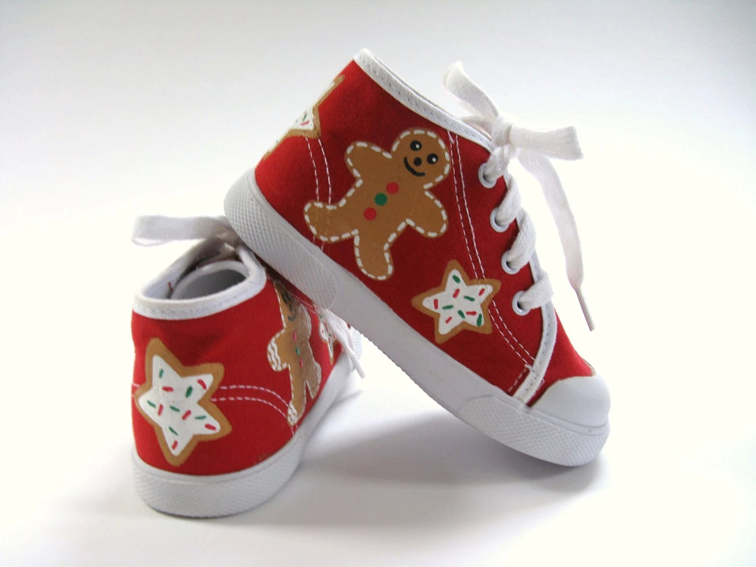 Toddler Mary Red Jane Shoes