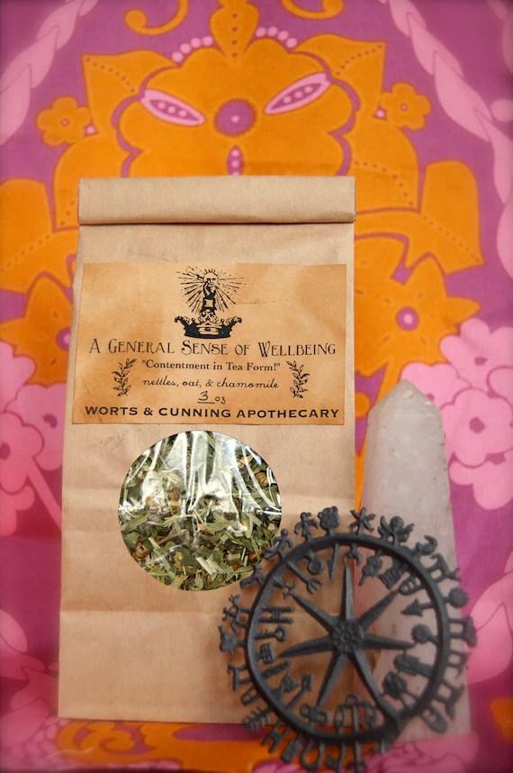SALE A General Sense of Wellbeing Tea Blend - Organic