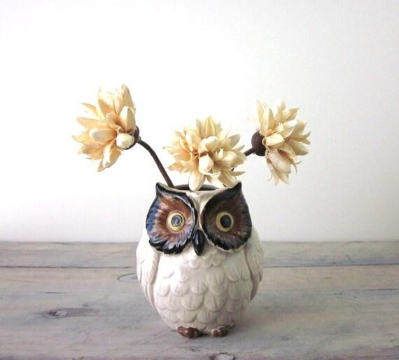 Owl Vase - 22BayRoad