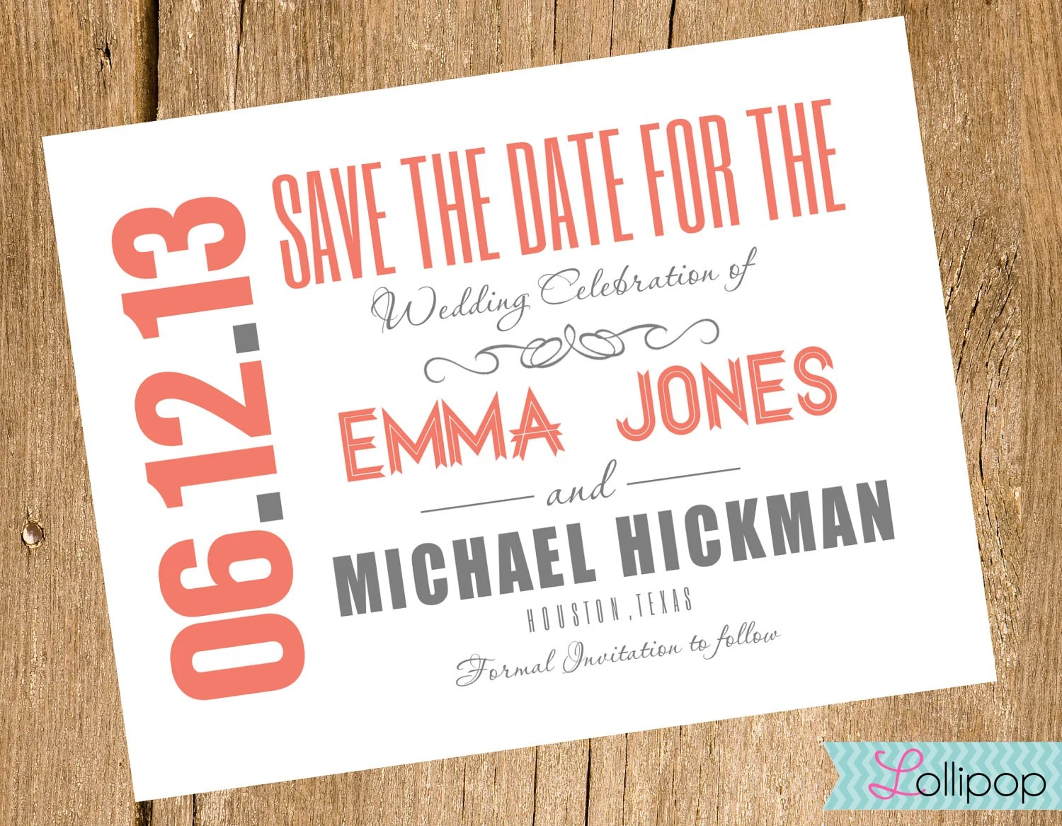 Save Date Cards Why