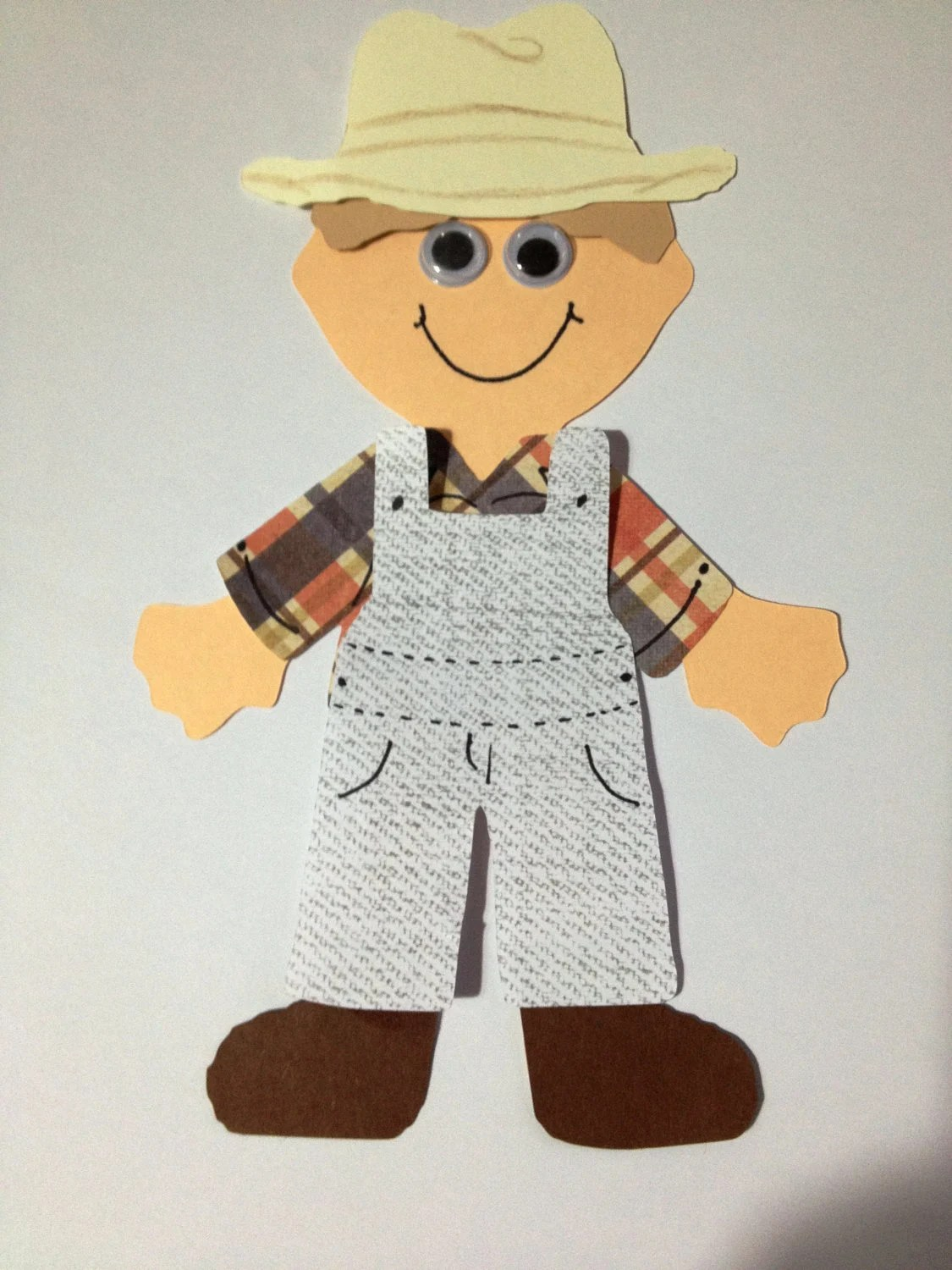 12 Farm Themed Kids Crafts Pack
