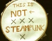 This is Not Steampunk Sampler - ThatSingularAnomaly