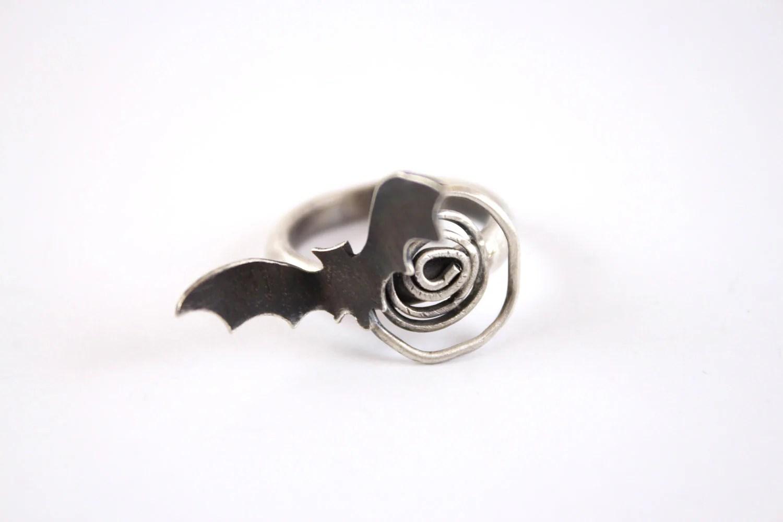 Bat Ring Halloween