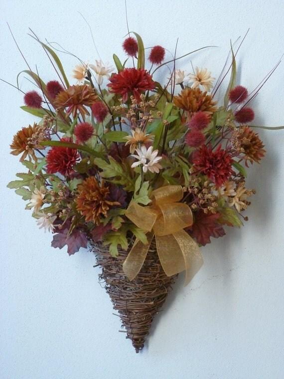Fake Flower Arrangements