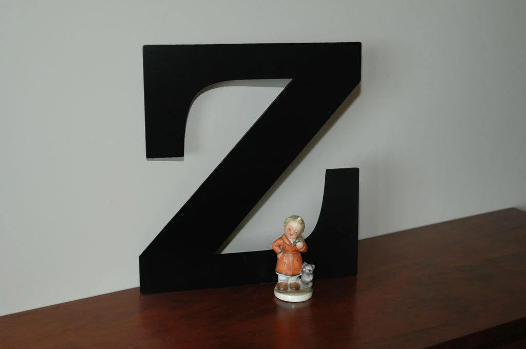 Items Similar To 18 Inch, Extra Large Steel Letters And