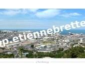 Cherbourg Panorama 50x150...